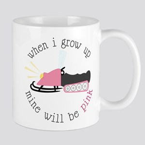 When I Grow Up Mug