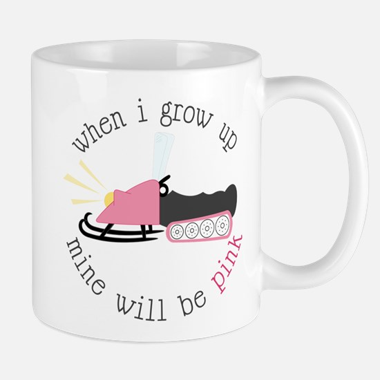 When I Grow Up Mug