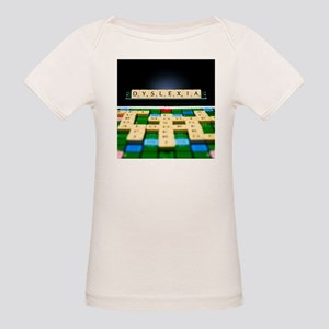 Dyslexia - Organic Baby T-Shirt