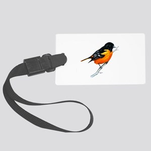 Baltimore Oriole Large Luggage Tag