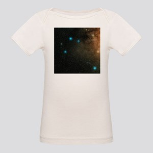 Sagittarius stars - Organic Baby T-Shirt