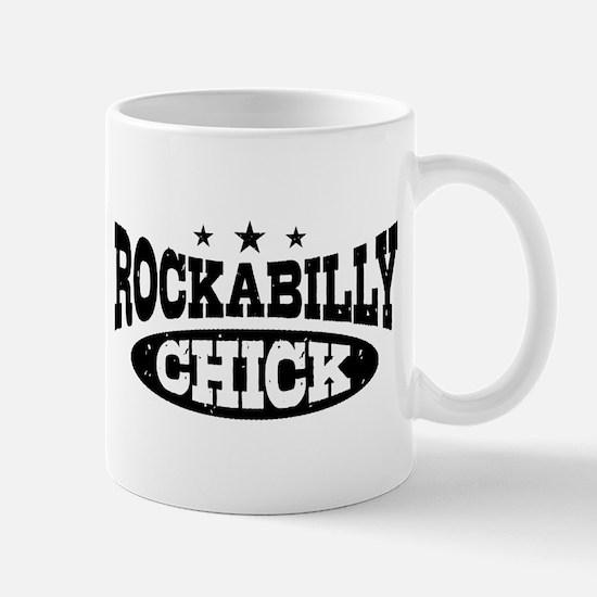 Rockabilly Chick Mug
