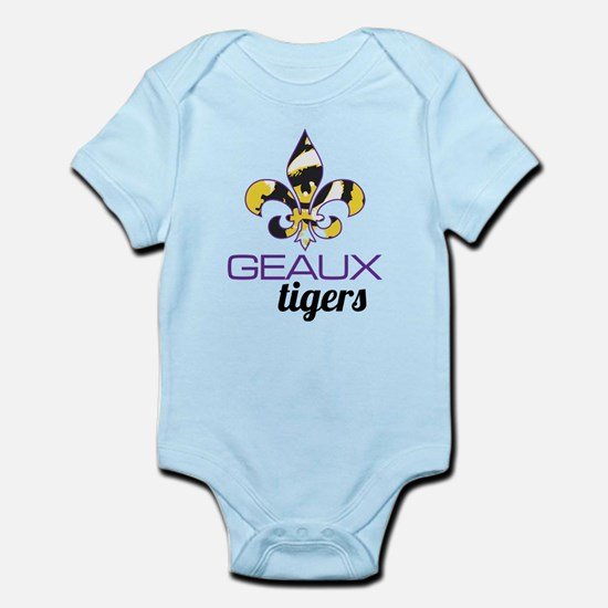 Louisiana Tigers Infant Bodysuit