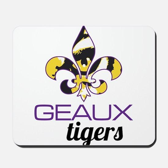 Louisiana Tigers Mousepad