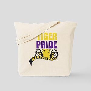 Geaux Tigers Tote Bag