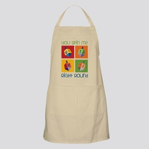 You Spin Me Apron