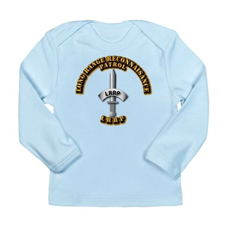 Army - Badge - LRRP Long Sleeve Infant T-Shirt