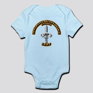 Army - Badge - LRRP Infant Bodysuit