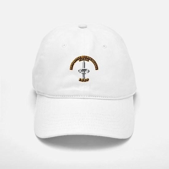 Army - Badge - LRRP Baseball Baseball Cap