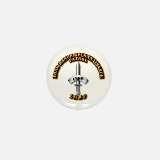 Army - Badge - LRRP Mini Button