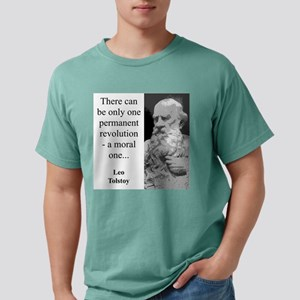 There Can Be Only One - Leo Tolstoy Mens Comfort C