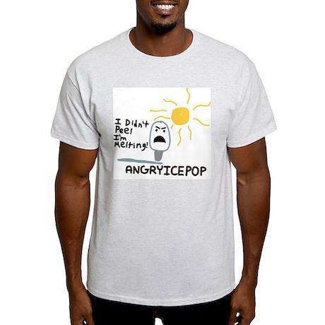 Angry Icepop Melting Light T-Shirt