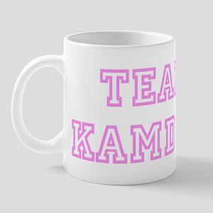 Pink team Kamden Mug