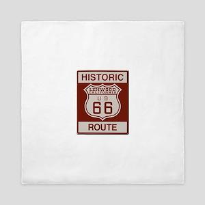Lenwood Route 66 Queen Duvet