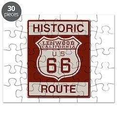 Lenwood Route 66 Puzzle