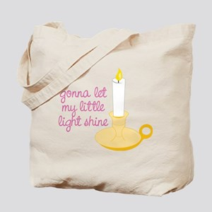 My Little Light Tote Bag