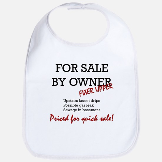 For Sale By Owner Bib