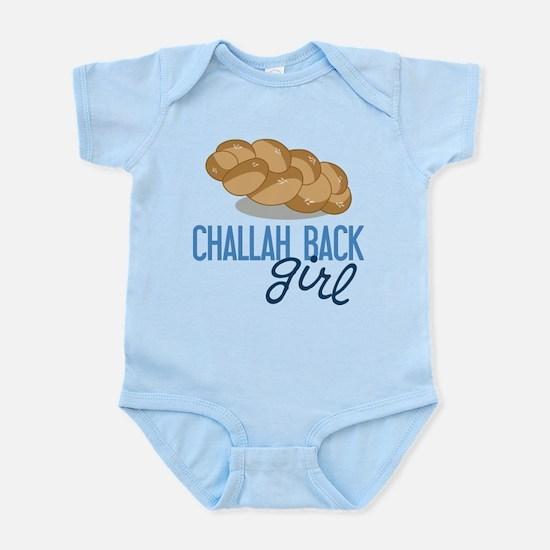 Challah Back Girl Infant Bodysuit