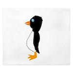 Penguin Profile King Duvet