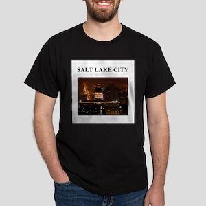 SALT LAKE CITY Dark T-Shirt