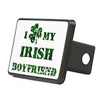 Irish Boyfriend Rectangular Hitch Cover