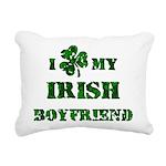 Irish Boyfriend Rectangular Canvas Pillow