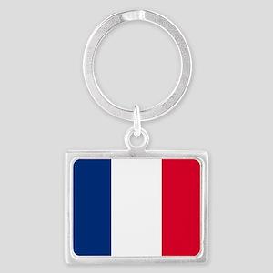France Landscape Keychain