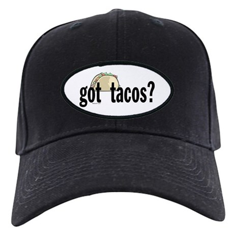 Got Tacos? Black Cap