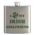 Irish Girlfriend Flask