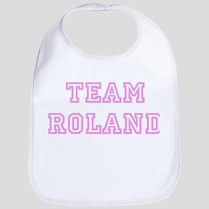 Pink team Roland Bib