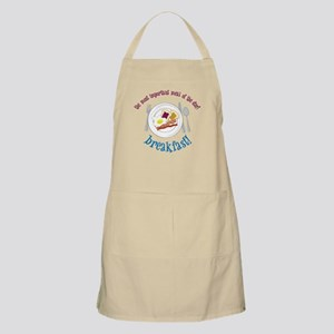 Important Meal Apron