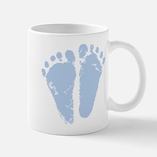 Blue Feet Mug