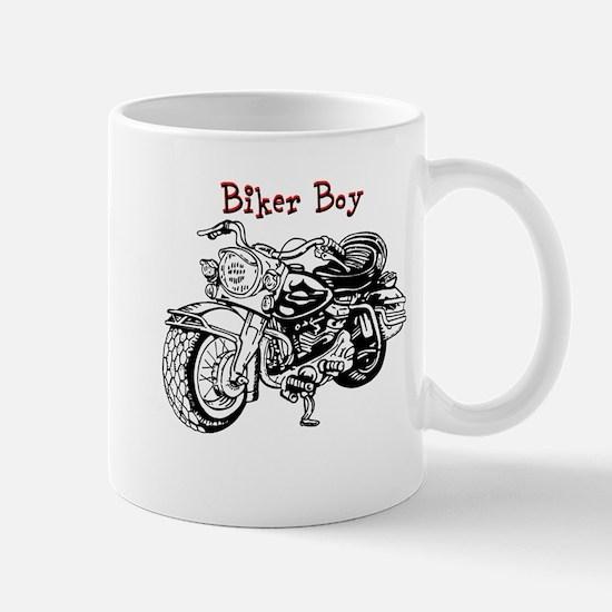 Biker Boy Mug