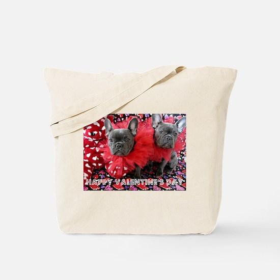 Valentine's Day card Tote Bag