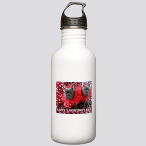 Valentine's Day card Stainless Water Bottle 1.0L
