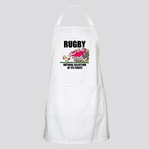 Natural Selection Rugby BBQ Apron