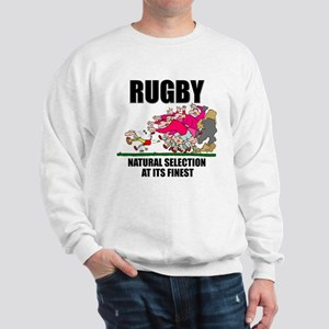 Natural Selection Rugby Sweatshirt