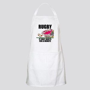 It Only Hurts BBQ Apron