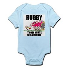 It Only Hurts Infant Bodysuit