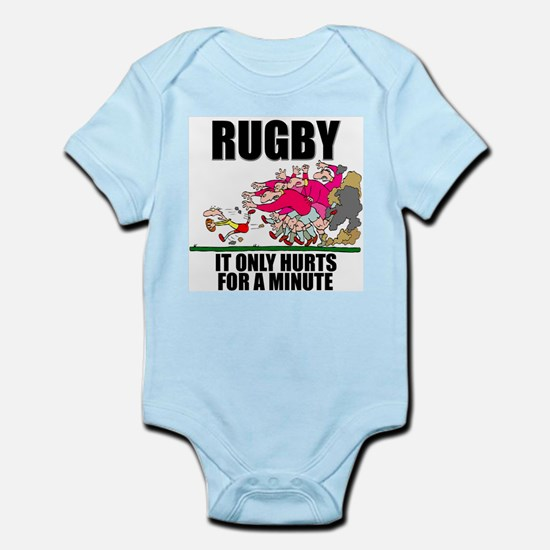 It Only Hurts Infant Bodysuit