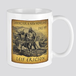 Leif Ericson Mug