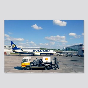 Stansted airport - Postcards (Pk of 8)