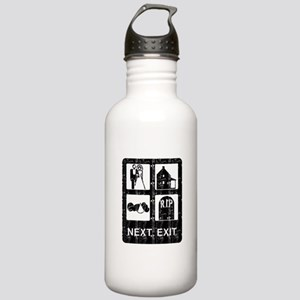 Next Exit Death Stainless Water Bottle 1.0L