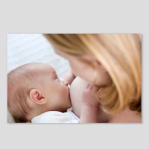 Breastfeeding - Postcards (Pk of 8)