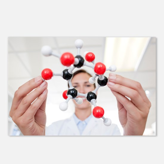 Chemist - Postcards (Pk of 8)