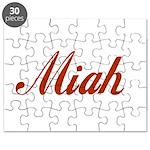 Miah name Puzzle