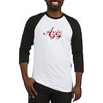 Aziz name Baseball Jersey