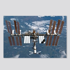 International Space Station, 2011 - Postcards (Pk