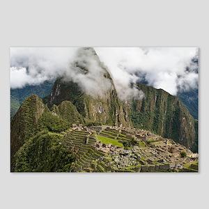 Machu Picchu, Peru - Postcards (Pk of 8)