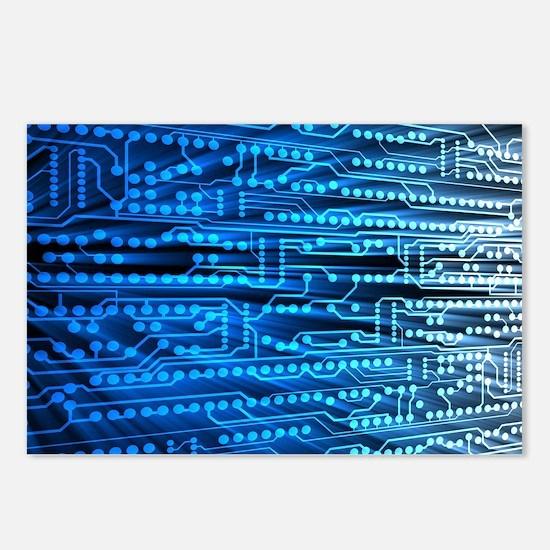 Printed circuit board - Postcards (Pk of 8)